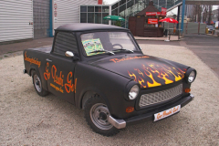 Pickup Trabant conversion
