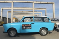 Combi Trabant Complete Renovation