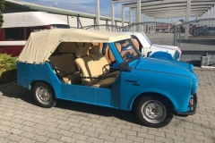 Custom Trabant Tramp Renovation